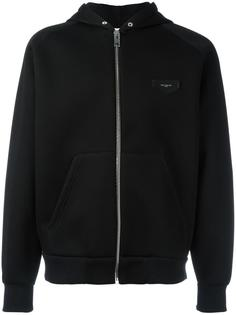 logo plaque hoodie Givenchy