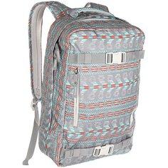 Рюкзак спортивный Nixon Del Mar Backpack Gray Multi
