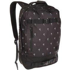 Рюкзак спортивный Nixon Del Mar Backpack Black/White