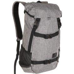 Рюкзак туристический Nixon Landlock Backpack Se Black Wash
