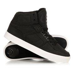 Кеды кроссовки высокие Osiris Nyc 83 Vulc Black