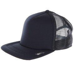 Бейсболка с сеткой K1X Plain Tag Trucker Cap Navy/White