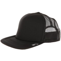 Бейсболка с сеткой K1X Plain Tag Trucker Cap Black/White