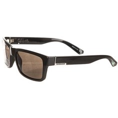 Очки Quiksilver Deville Shiny The Black/Grey