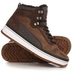 Ботинки зимние K1X Gk 3000 Dark Brown