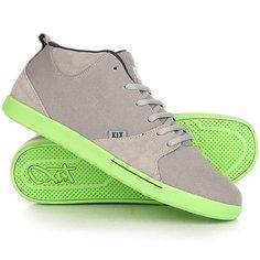 Кеды кроссовки высокие K1X Schn1tzel Te Grey