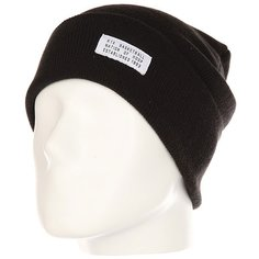 Шапка K1X Authentic Beanie Black