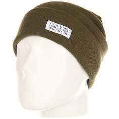 Шапка K1X Authentic Beanie Olive