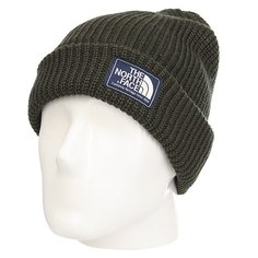Шапка The North Face Salty Dog Beanie Rosin Green