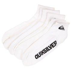 Носки низкие Quiksilver Bold Logo 3pk White