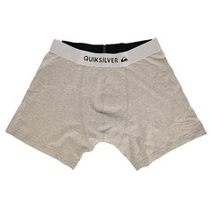 Трусы Quiksilver Boxer Edition Light Grey Heather