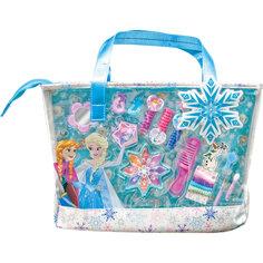 Игровой набор детской декоративной косметики в сумке, Холодное сердце Markwins