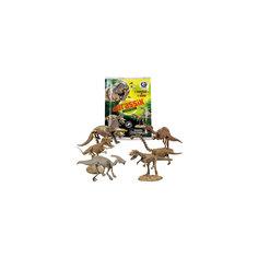 """Сборная минимодель """"Скелет динозавра"""", в ассортименте Geoworld"""
