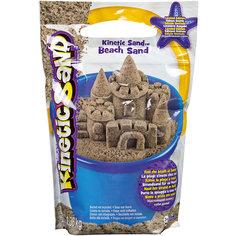 Песок для лепки Kinetic Sand морской песок 1,4 кг коричневый Spin Master