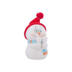"""Новогодняя фигурка снеговика """"Снеговик с бокалами"""" Феникс Презент"""
