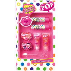"""Игровой набор детской декоративной косметики """"POP"""" для губ -"""