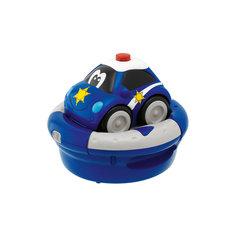 Полицейская машина с зарядным устройством, р/у, Chicco