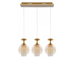 """Подвесной светильник """"Chik"""" Crystal lux"""