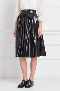 Однотонная юбка Marc Jacobs
