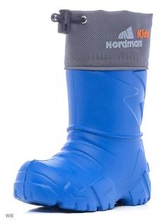 Резиновые сапоги Nordman