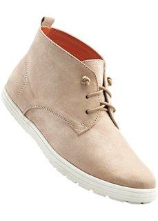 Ботинки (темно-синий/розовый) Bonprix