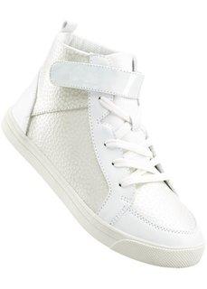 Ботинки (красный) Bonprix