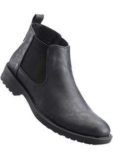 Ботинки-челси (коньячный) Bonprix