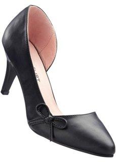 Туфли-лодочки (серебристый металлик) Bonprix