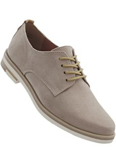 Туфли на шнурках (красный чили) Bonprix
