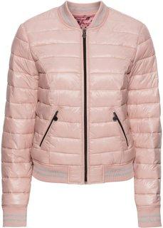 Стеганая куртка (дымчато-синий) Bonprix