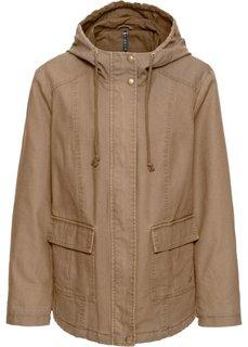 Куртка в утилитарном стиле (хаки) Bonprix