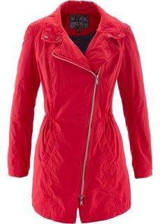 Куртка-парка для межсезонья на легкой подкладке (темно-синий) Bonprix