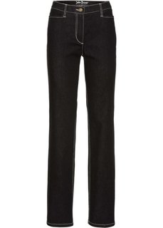 Формирующие джинсы-стретч STRAIGHT, низкий рост (K) (синий) Bonprix