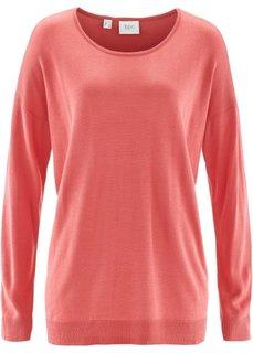 Пуловер (нежная мята) Bonprix