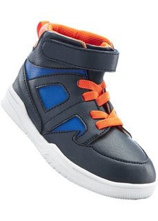 Кроссовки (темно-синий/оранжевый/королевс) Bonprix