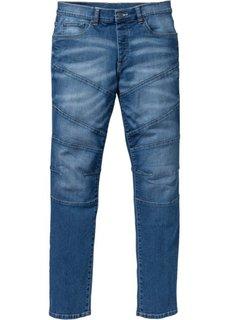 Джинсы-стретч SLIM, длина (в дюймах) 32 (голубой) Bonprix