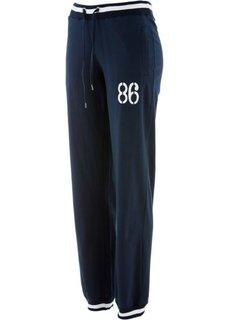Спортивные брюки-стретч (серый меланж) Bonprix