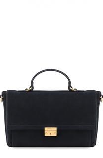 Замшевая сумка Calipso Coccinelle