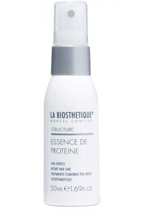 Реконструирующий двухфазный протеиновый спрей Essence de Proteine La Biosthetique