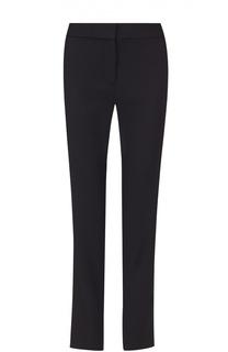 Укороченные брюки прямого кроя с широким поясом Diane Von Furstenberg