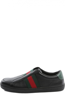 Слипоны Brooklyn Gucci