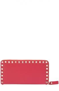 Бумажник Rockstud на молнии Valentino