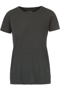 Хлопковая футболка прямого кроя с круглым вырезом Denim&Supply by Ralph Lauren