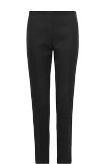 Укороченные шерстяные брюки со стрелками Rochas