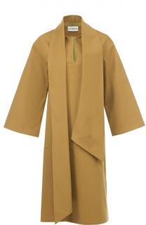 Платье асимметричного кроя с высокими разрезами Walk of Shame