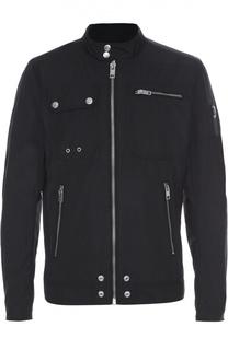 Куртка на молнии с воротником-стойкой Diesel