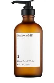 Очищающий гель-мусс для умывания для жирной и комбинированной кожи Perricone MD