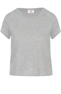Укороченная футболка свободного кроя Re/Done