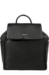 Кожаный рюкзак Chelsea DKNY