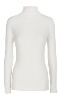 Шерстяная водолазка фактурной вязки Diane Von Furstenberg